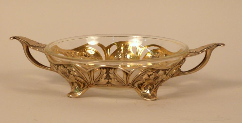 Gorham Sterling Candy Bowl