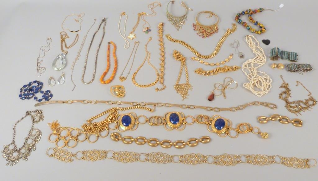 30+ Pieces of Costume Jewelry