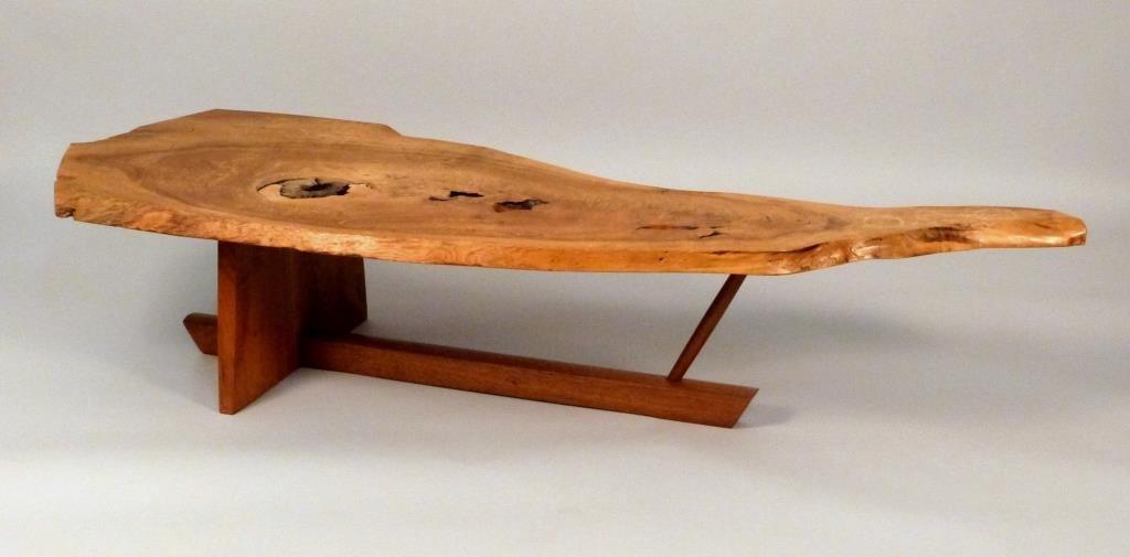 GEORGE NAKASHIMA (1905 - 1990) - Coffee Table