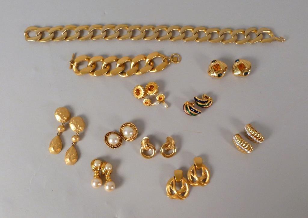 Assorted Designer Costume Jewelry