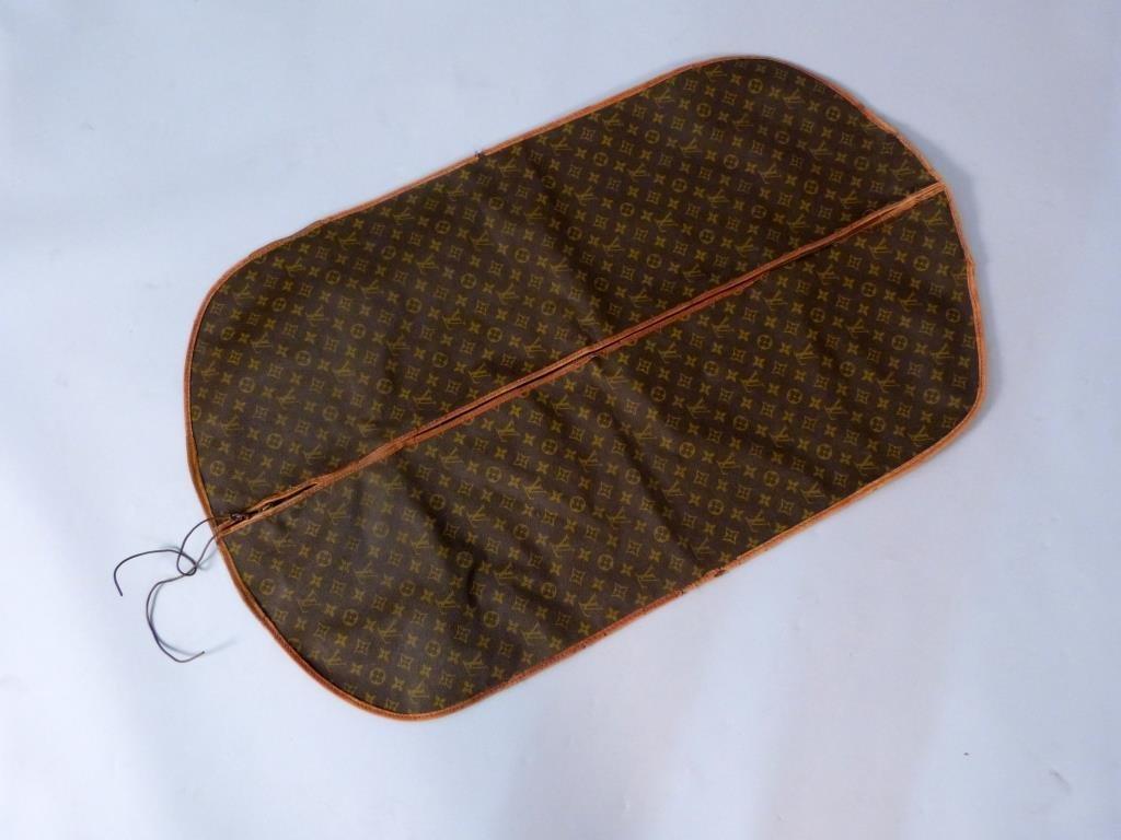 Louis Vuitton Flat Single Garment Bag