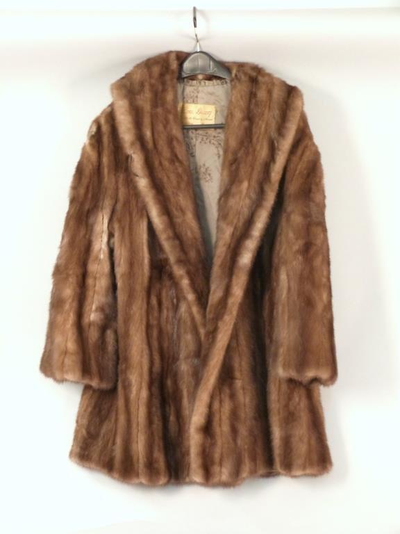 Esther Dorothy Fur Jacket