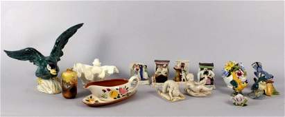 15+ Assorted Porcelain Articles
