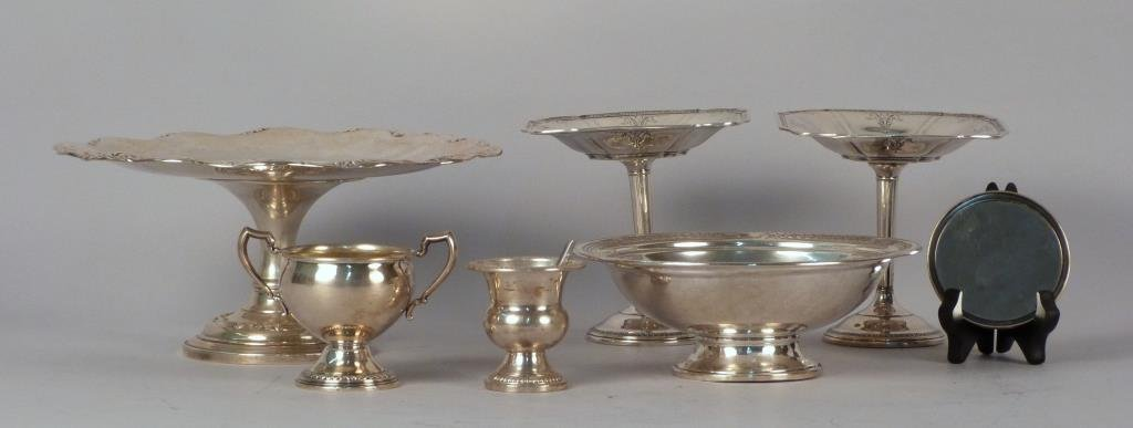 7 Weighted Sterling Articles
