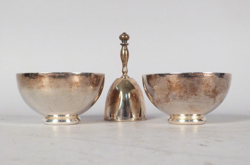 Widmann & Christofle Silver Plated Articles