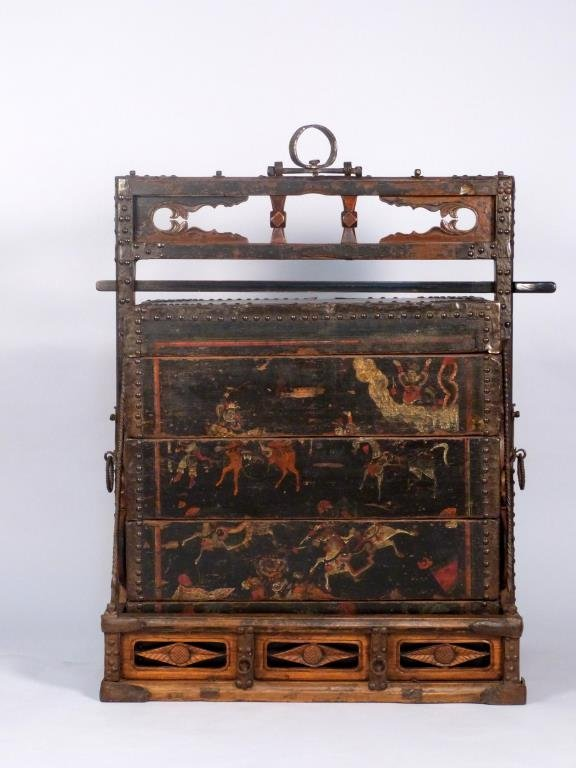 Antique Chinese Dowry Chest
