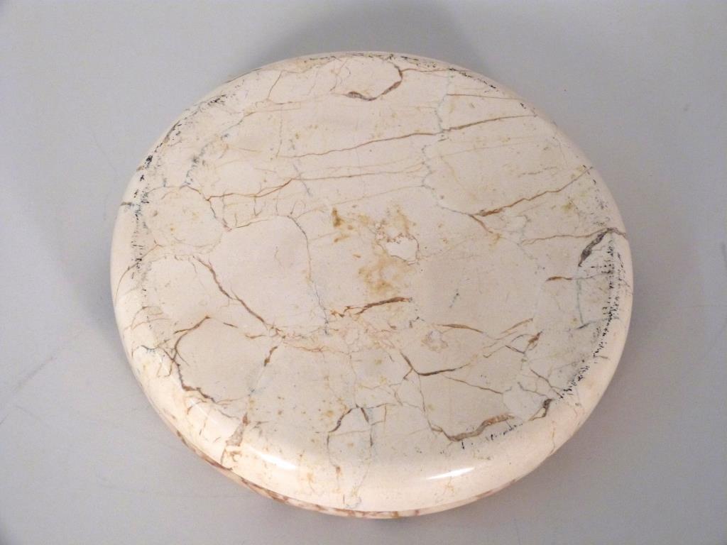 Cuban Marble Ashtray - 2