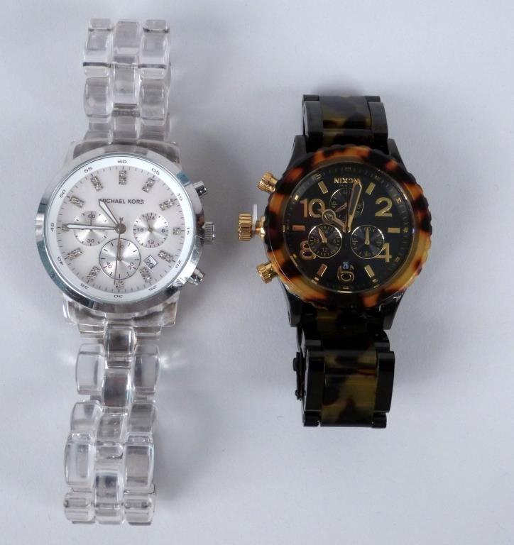 2 Ladies' Watches