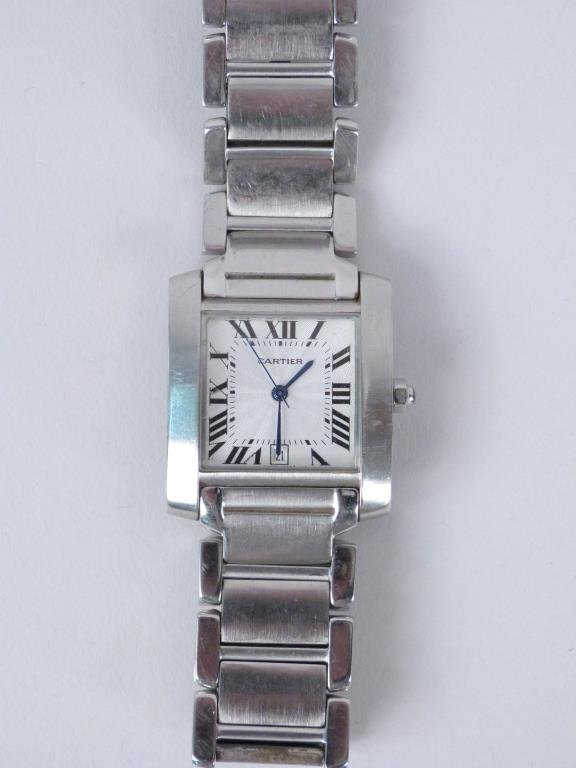 Cartier Ladies' Stainless Steel Watch