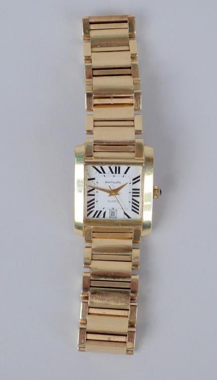 Jean Philippe 14K Gold Ladies' Watch