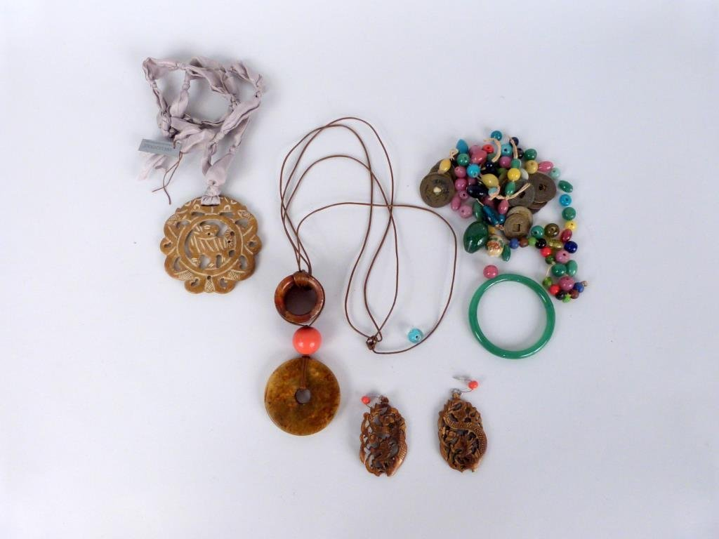 Assorted Chinese Style Jewelry