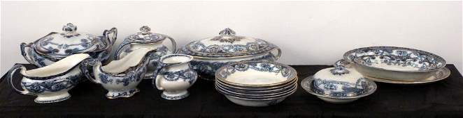 Royal Staffordshire Pottery Partial Dinner Sets