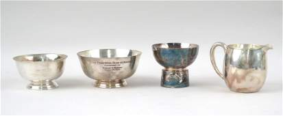 4 Sterling Silver Articles