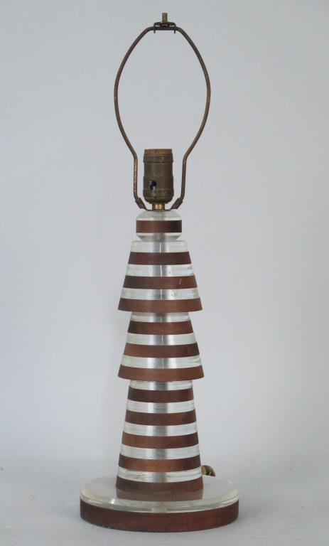 Mid-Century Style Table Lamp