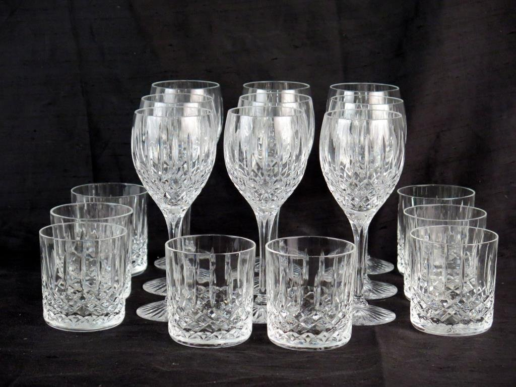 Royal Doulton Crystal Stems & Glasses