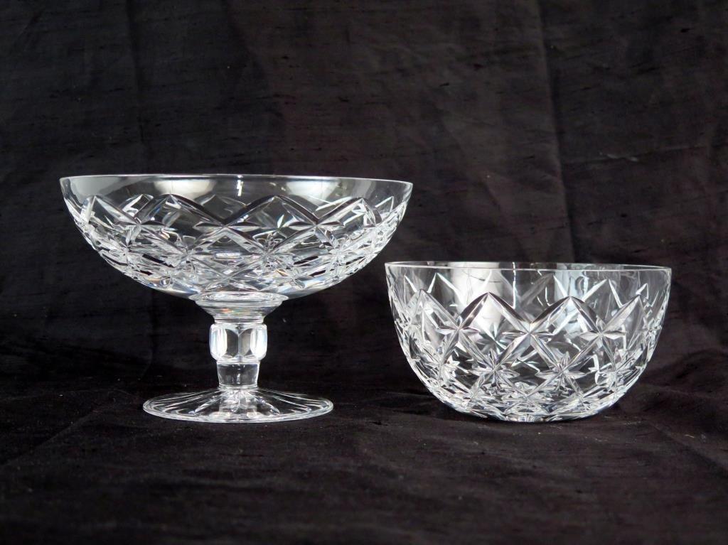 2 Tiffany Crystal Articles