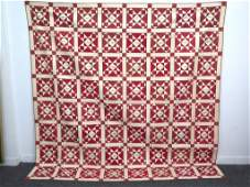 Antique American Commemorative Quilt