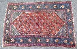 Oriental Prayer Rug Hamadan