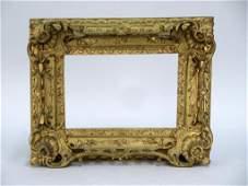 Rococo Gilt Bronze Picture Frame