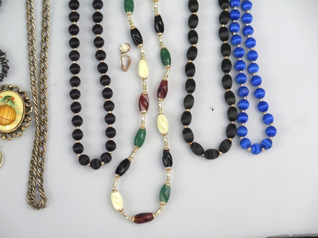 Assorted Costume Jewelry and Fortunoff Necklace - 2