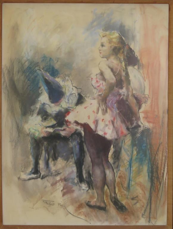 Pal Fried (American/ Hungarian 1893-1976)