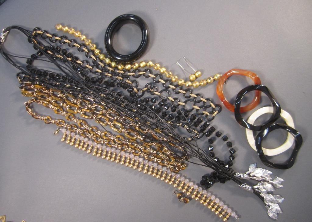 Assorted Costume Jewelry - Necklaces, Etc.