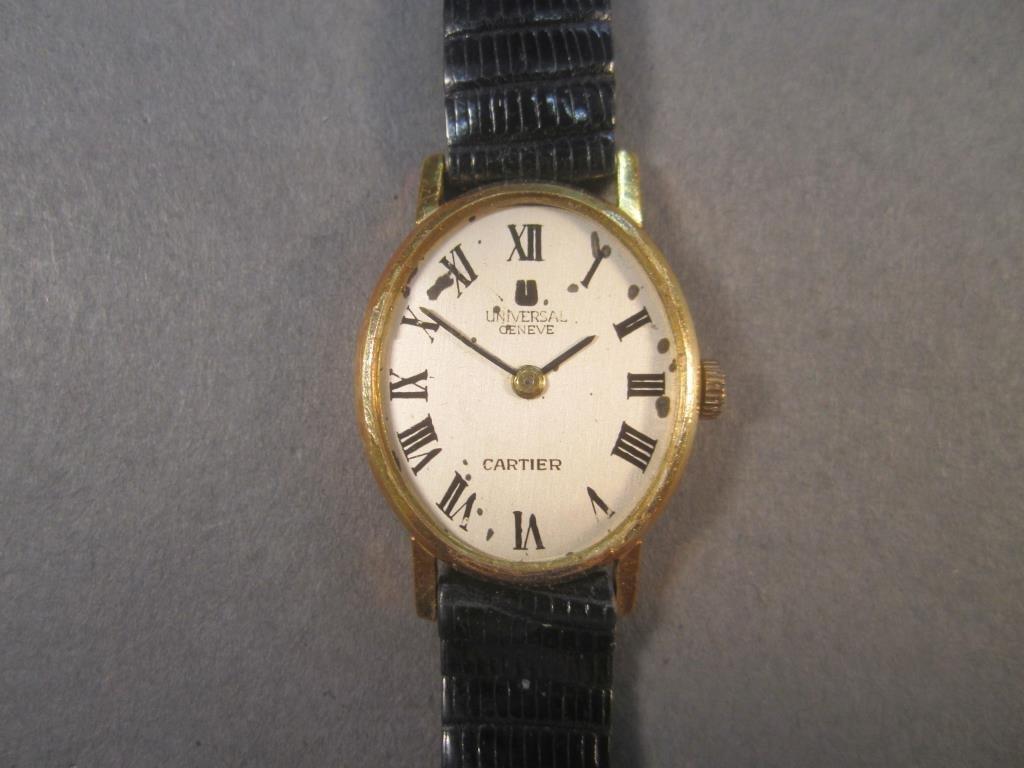 Universal Geneve Cartier Watch