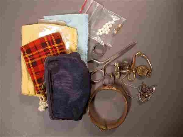 Assorted Costume Jewelry Etc.
