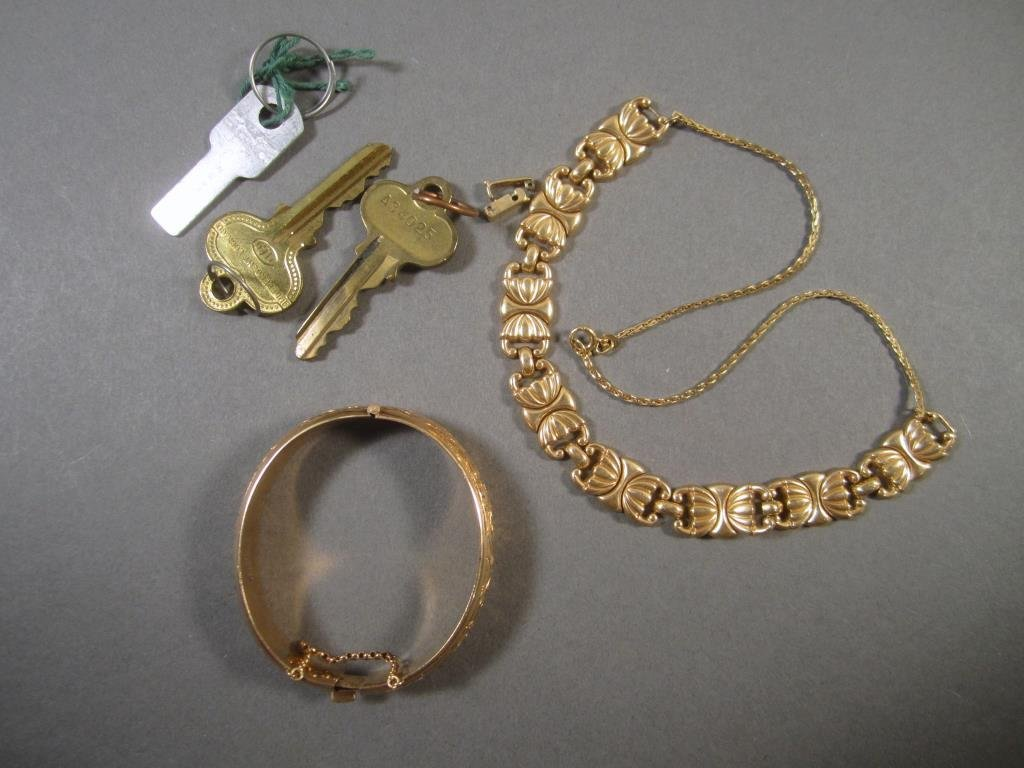 14K Gold Jewelry and....