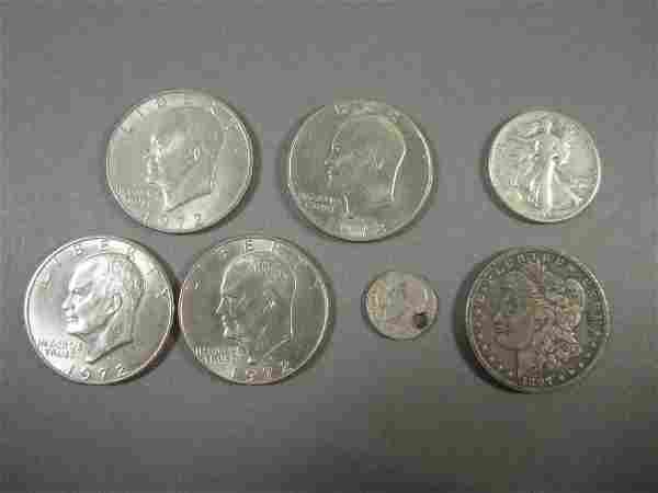 7 US Coins