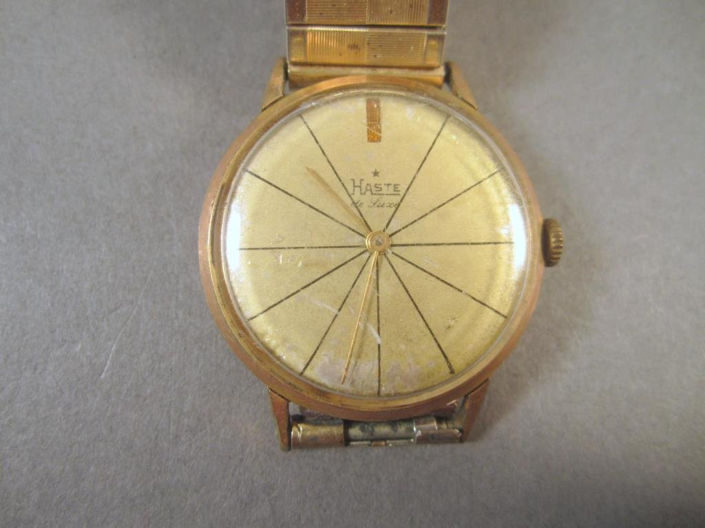 Vintage Haste Gentleman's Watch