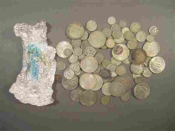 Assorted Vintage US Silver Coinage