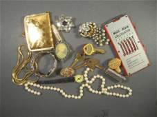 Assorted Costume Jewelry, Etc.
