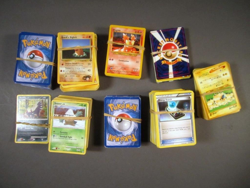 Pokemon - Assorted Pokemon Cards