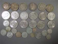 Assorted Vintage and Current US Coinage etc.