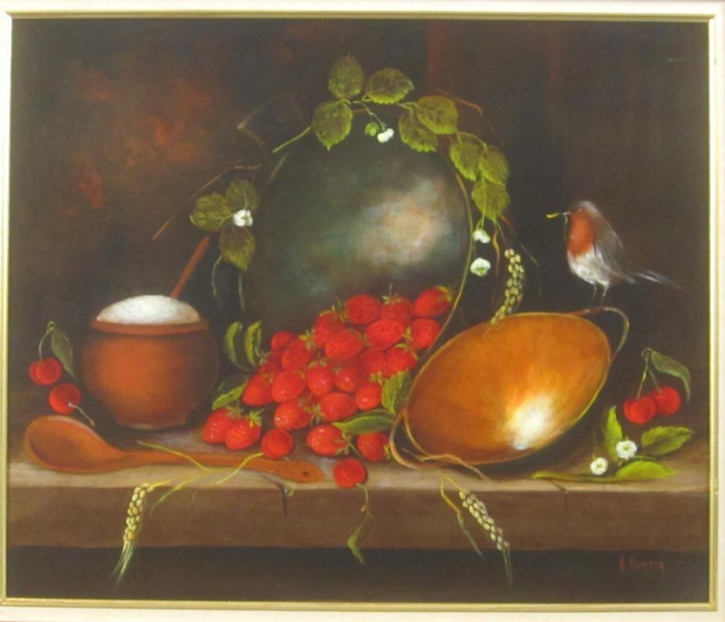 Signed N. Roatta - Oil on Canvas