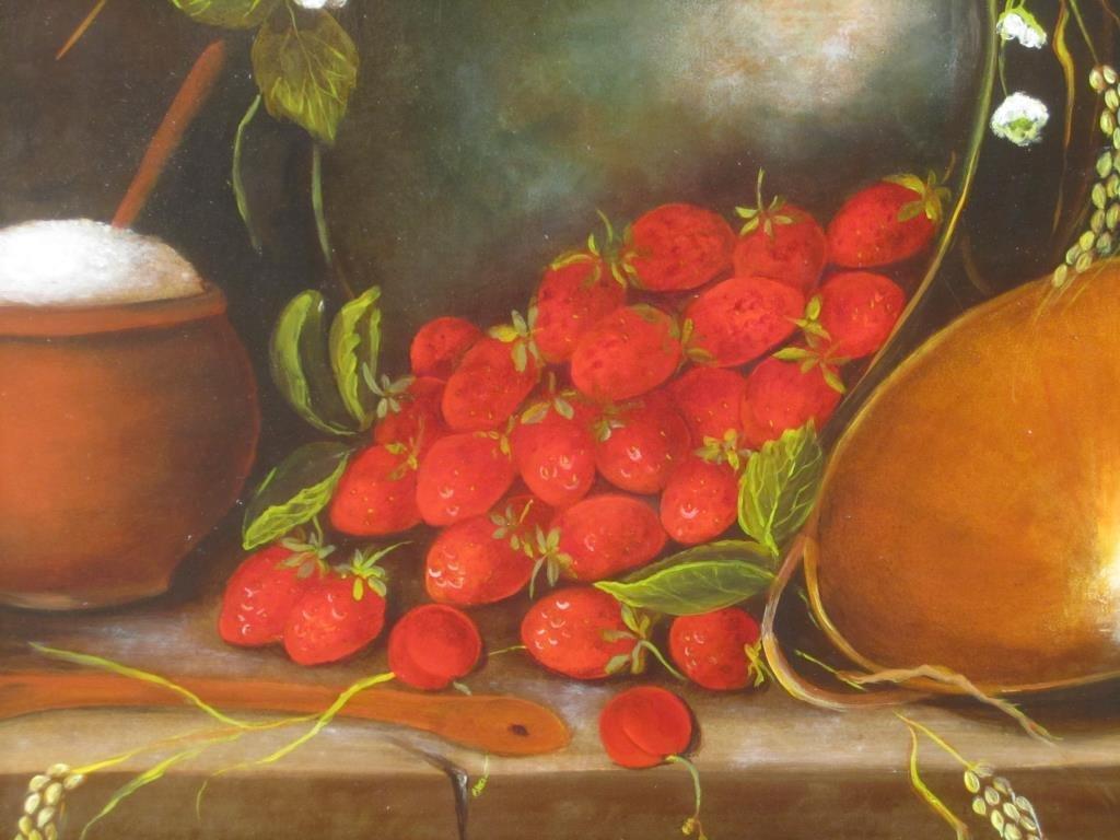 Signed N. Roatta - Oil on Canvas - 3