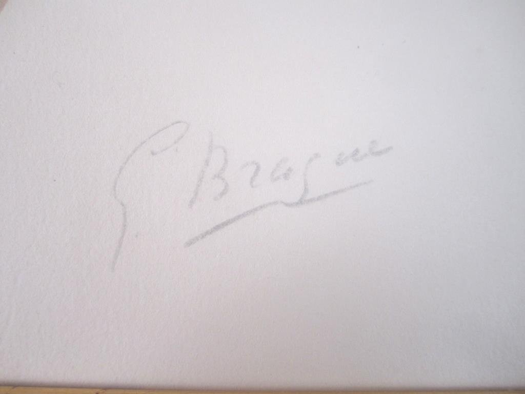 Georges Braque - Lithograph - 3
