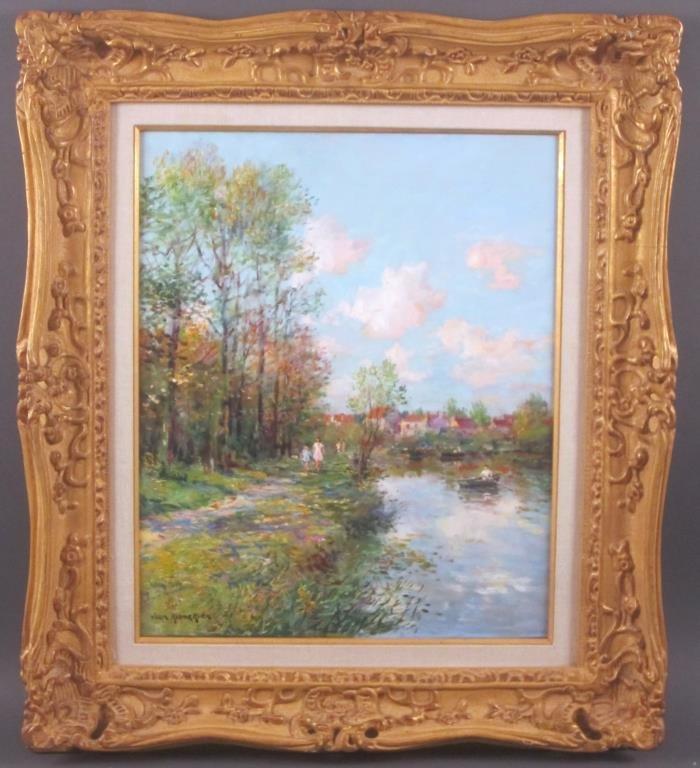 Jean Kevorkian - Oil on Canvas - 2