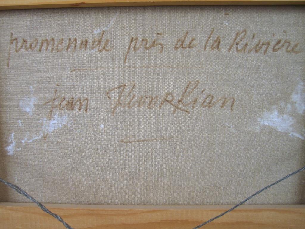 Jean Kevorkian - Oil on Canvas - 6