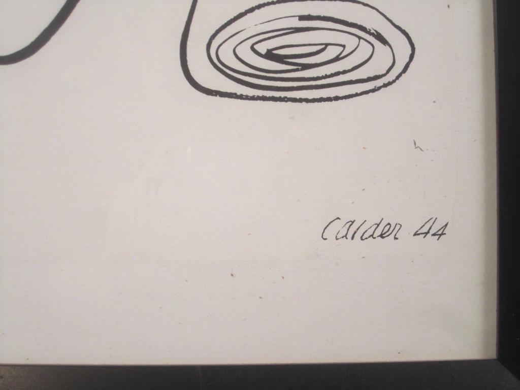 French Alexander Calder Poster - 3