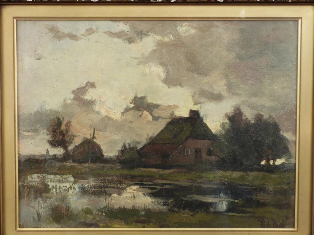 Theophile Emile Achille de Bock (Dutch 1851-1904) - 2
