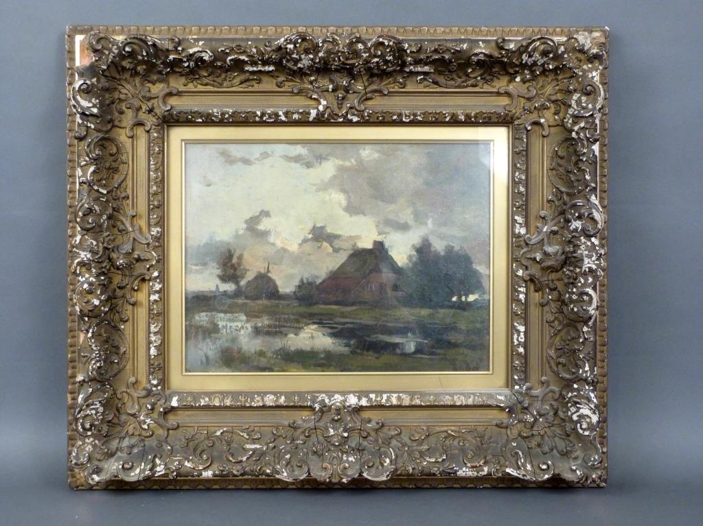 Theophile Emile Achille de Bock (Dutch 1851-1904) - 3
