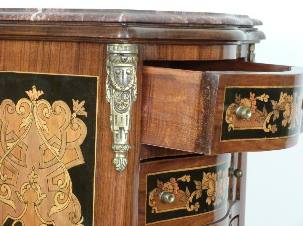 Pair Louis XV Style Semoniers - 5