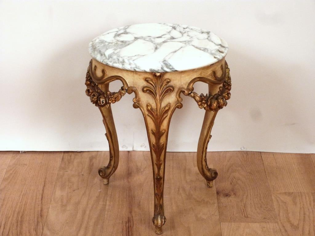 English Style Tripod Urn Stand - 3