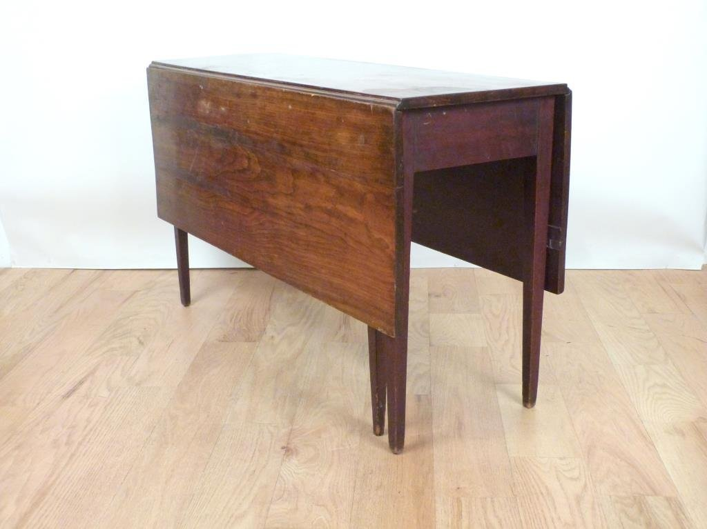 English Style Drop Leaf Table