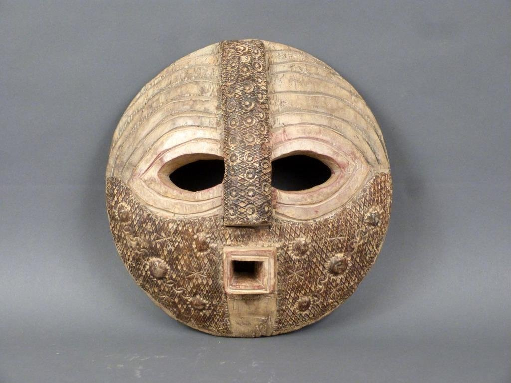 African / Ethnographic Mask