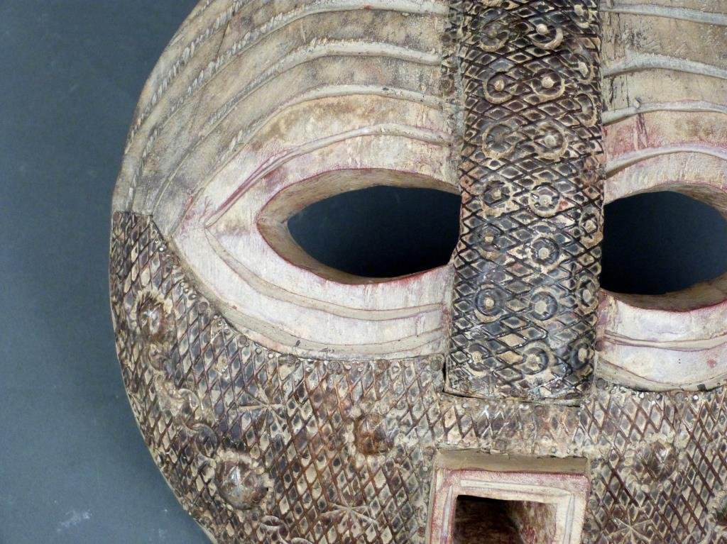 African / Ethnographic Mask - 3