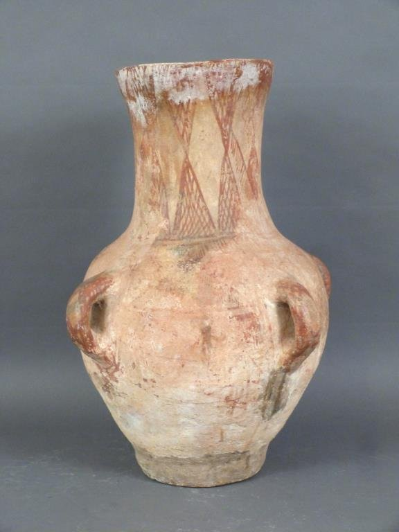 Large Pre-Colombian Style Vase - 2