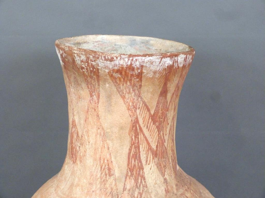 Large Pre-Colombian Style Vase - 4